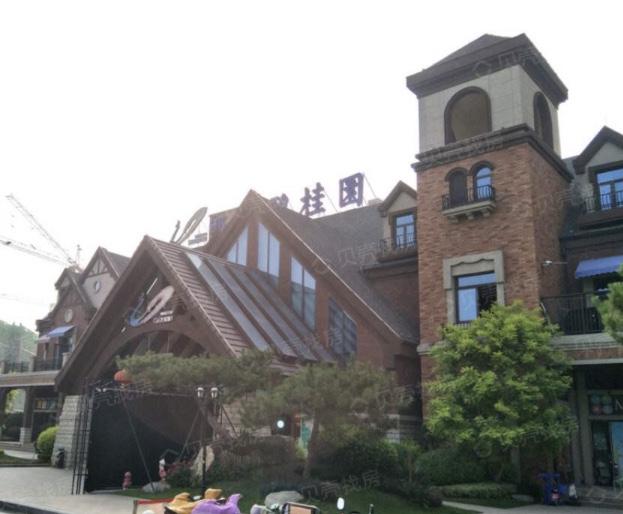 碧桂园 经典3室 124平 78万元