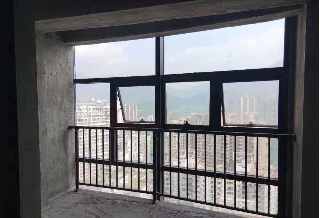 电梯房单价5495元明珠茶业城高层看溪109平方