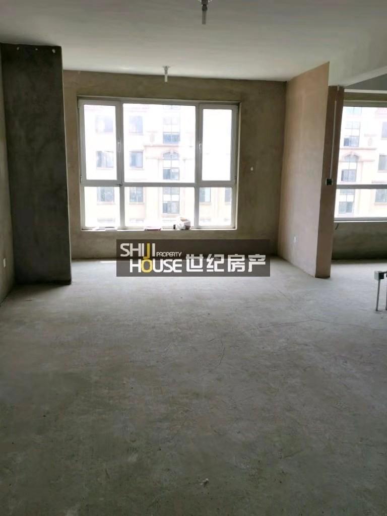 █公园东领秀城电梯洋房10楼,107平方正三室,超值价62万