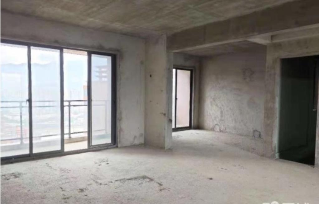 恒禾湾美二期高层毛坯房售130万元