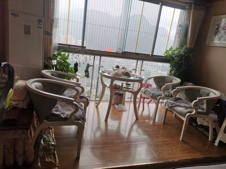 腾宇中央新城3室 2厅 1卫76万元