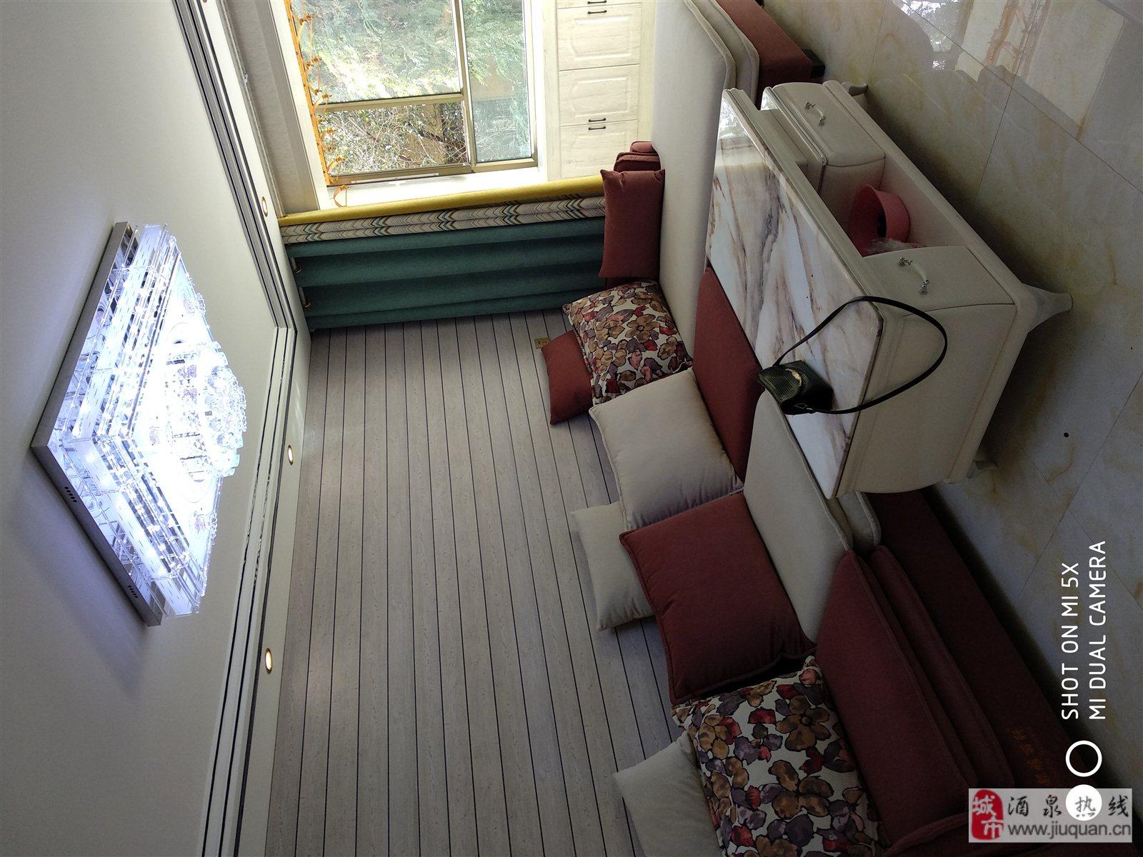 彩虹桥西侧精装地暖房按揭急售2室 2厅 1卫37.8万元