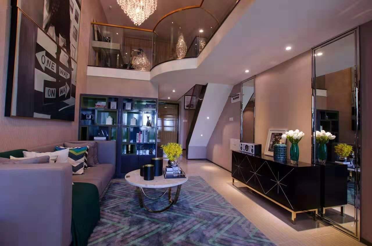 上谷科學城(幸福萬象)loft公寓精裝修標準高嗎?