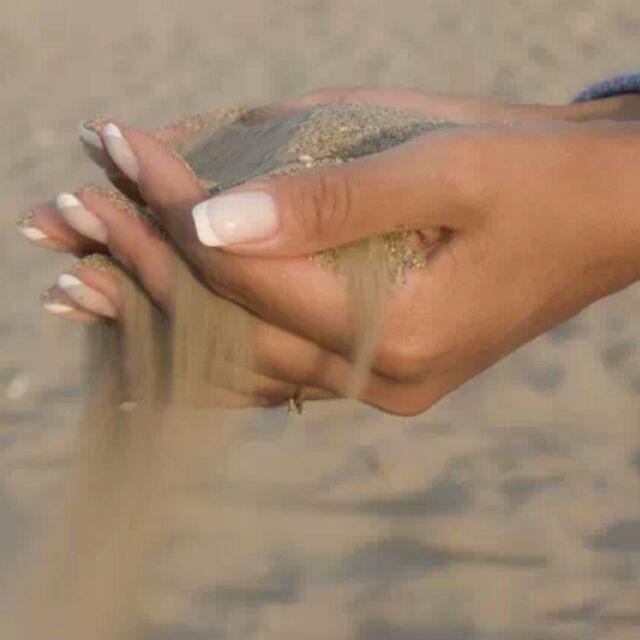 握不住的沙不如扬了ta
