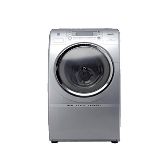 三洋斜式滚筒洗衣机65-903bc