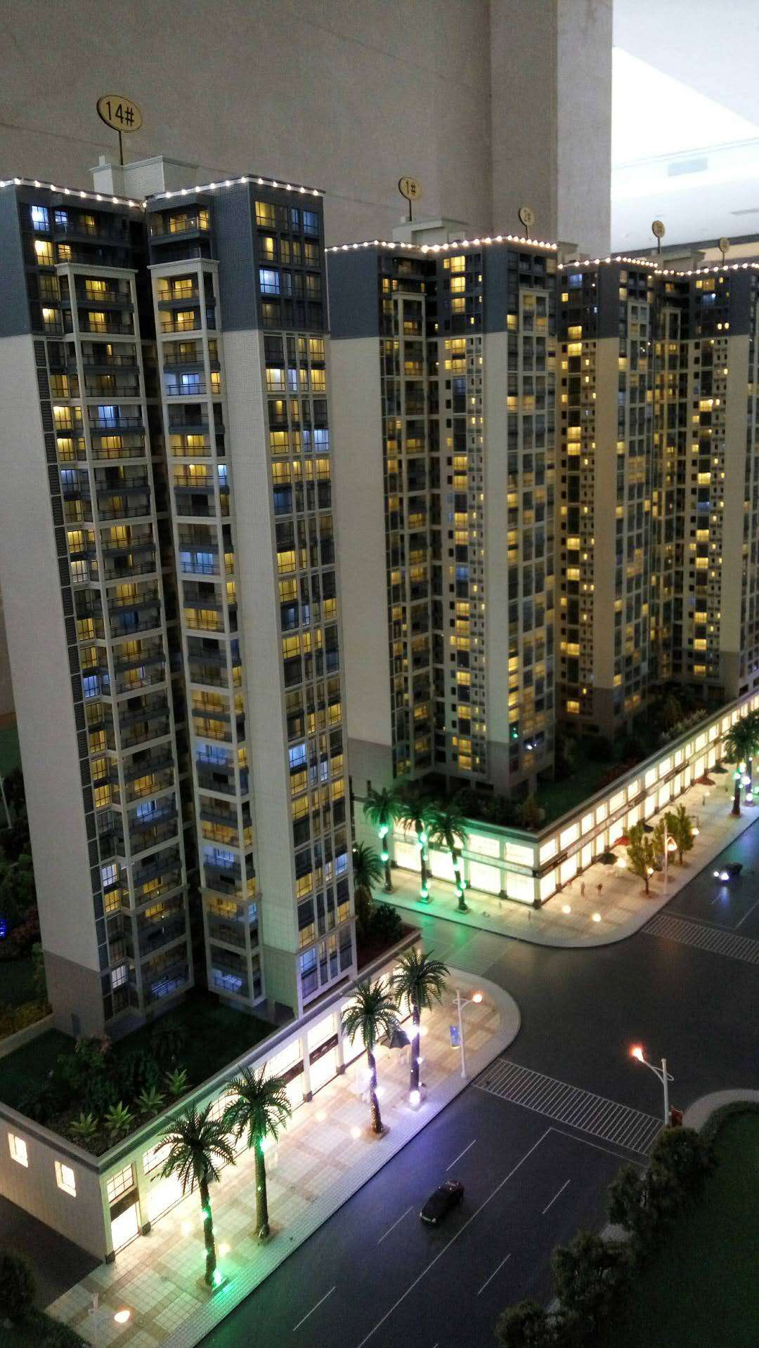 希橋商貿城3室 2廳 2衛62萬元