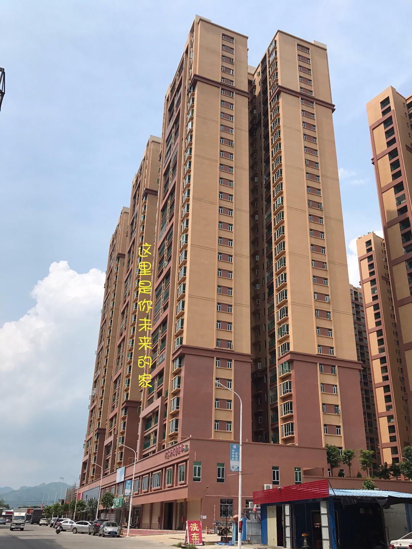 河婆新城三期4室 2厅 3卫120万元