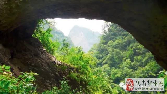 【八县纵览】成县名胜古迹集萃:石门峡与固山