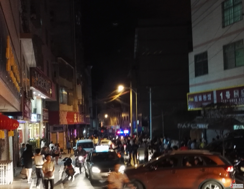 网友爆料小北门附近发生火灾,天干物燥注意防范